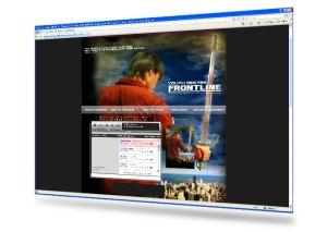 Frontline Myspace Profile