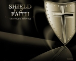 Shield Of Faith Wallpaper