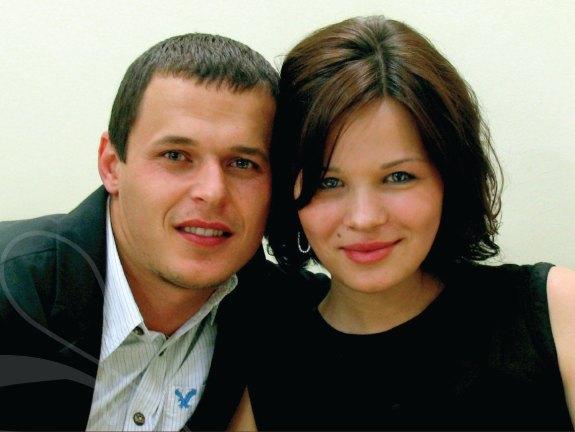 Andrey Shipuk & Anastasia Makoyed