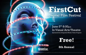 First Cut Digital Film Festival Poster
