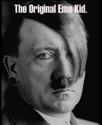 Hitler again