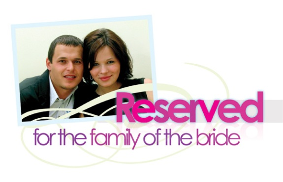 Reserved table design