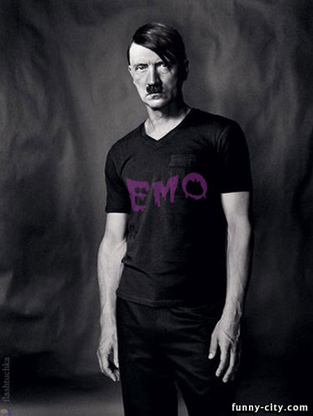 Adolf Hitler - First Emo