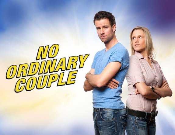 """No Ordinary Couple"" series graphics by Vadimages"