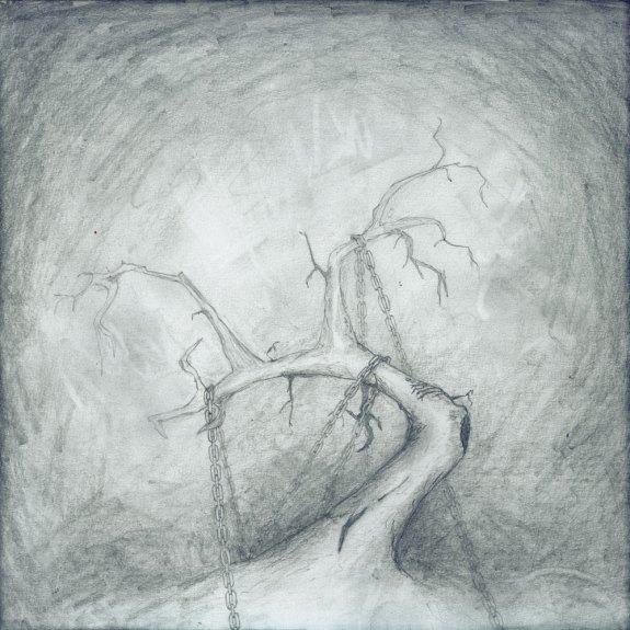 """We're Growing Crippled"""" Illustration by Vadim Makoyed"""