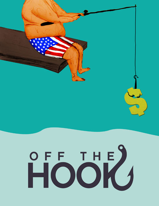 Off the Hook: A social campaign to bring awareness about the manipulative practices of the credit card industry. www.getoffthehook.org