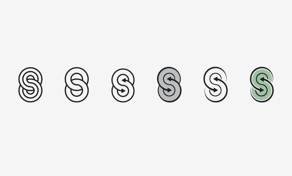 Shipco Transportation Logo Design Process by Vadimages