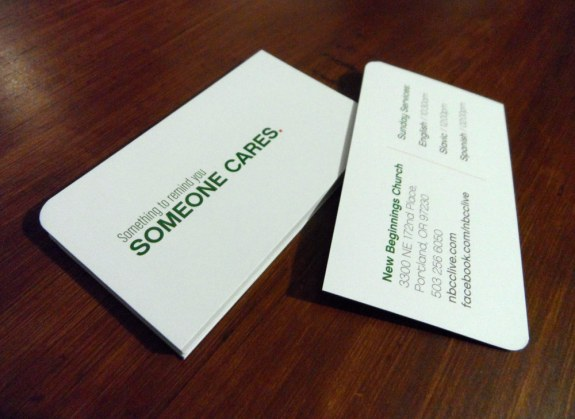 Someone Cares. Invite cards by vadimages