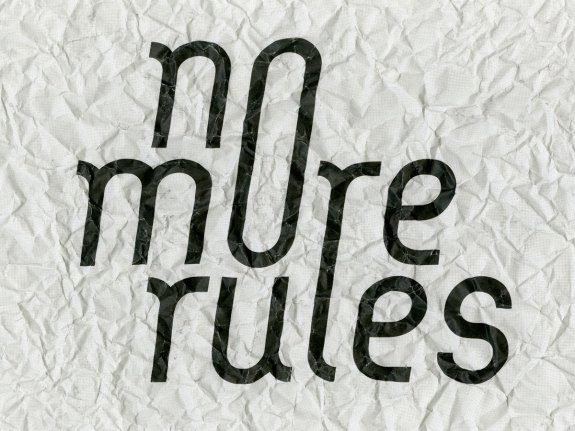 No More Rules by Vadim Makoyed