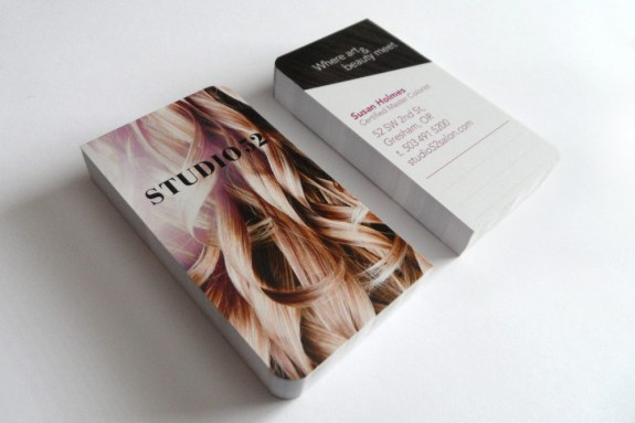 Studio 52 Business Cards by Vadimages