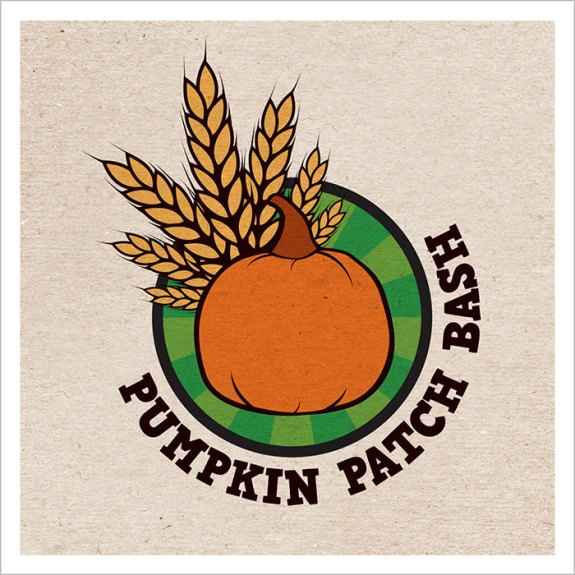 Pumpkin Patch Bash Logo/Branding by Vadimages