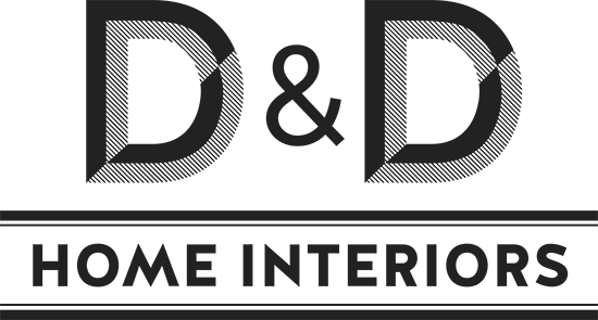 D&D Home Interiors Logo by Vadimages