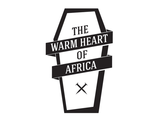 The Warm Heart of Africa Logo by Vadimages